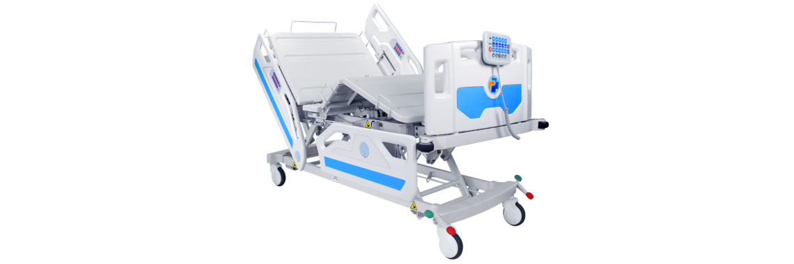 Electric Hospital Bed 4 motor